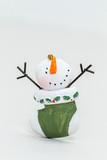 Christmas ornament - funny snowman - 183096590