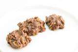 piedras de chocolate  - 183102339