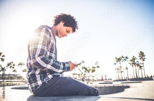 Aluminium Skateboard Skateboarder