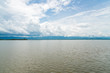 Phayao lake the largest freshwater lake in northern region of Thailand.