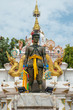 King Ngam Mueang monument It is a place where people respect and homage to Phayao province of northern Thailand.
