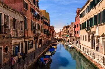Italien Venedig Städtereise im Sommer