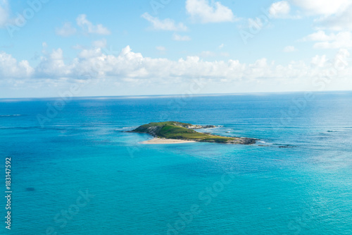 Poster Tropical strand Turks & Caicos