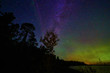 Aurora Lights Northern Lights Michigan Upper Peninsula
