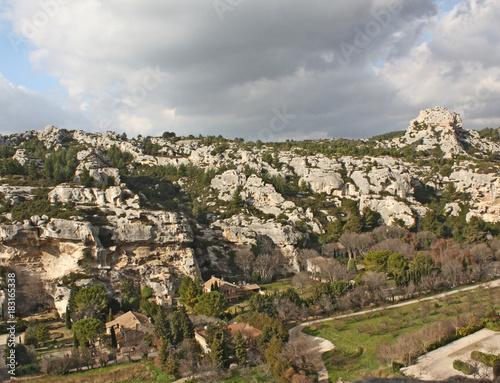 Vallée des Baux de Provence