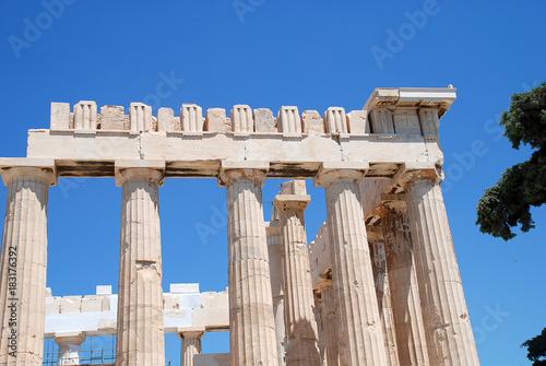 Fotobehang Athene Acropolis of Athens - The Parthenon