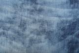 Blue washed jeans denim texture background - 183211941