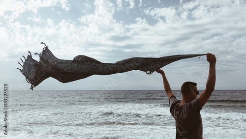 Zdjęcia na płótnie, fototapety, obrazy : wind