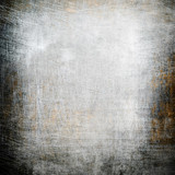 scratched on metal plate background