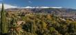 Sierra Nevada from Granada - 183293146