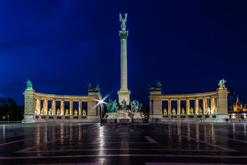 Heroes Square - Budapest