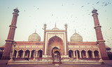 Jama Masjid- New Delhi, INDIA