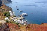 oia santorini greece - 183343583