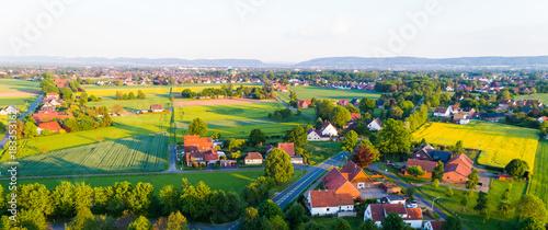 Landschaft in Deutschland - 183353162