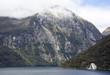 New Zealand's Fiordland Park Mountains
