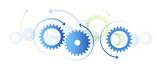 rotazione, ingranaggi, ruotare, girare - 183357731