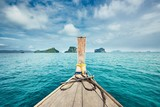 Trip by traditional long tail boat - 183360596
