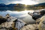 schliersee lake in bavaria - 183362564