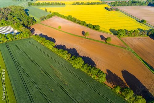 Fototapeta Landschaft in Deutschland