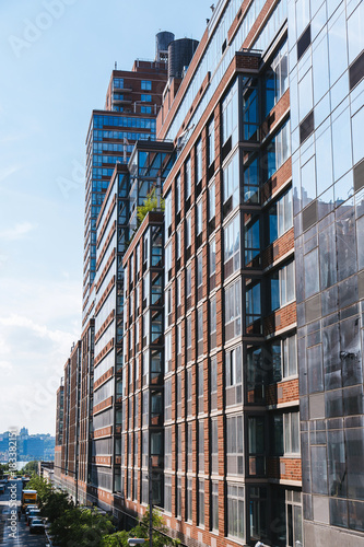 Fototapeta Building exterior