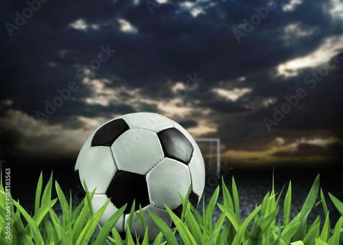 Soccer. Poster