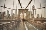 Brooklyn Bridge. - 183393330