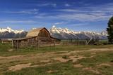 Grand Teton mountains - 183402743