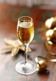 Honey Liqueur for Christmas - 183411929