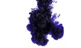 Color drop in water. - 183415733