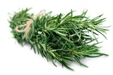 thyme fresh herb isolated on white background - 183423364