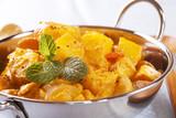 Bombay Potato Curry - 183443306