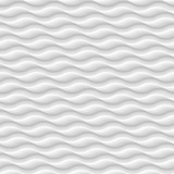 White seamless pattern,texture of abstract waves