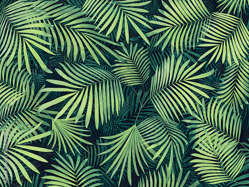 tropical  background © Oleksandr Moroz