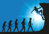difficile - challenge - défi - difficulté - escalade - concept - obstacle - complexité - évolution - futur - 183464984