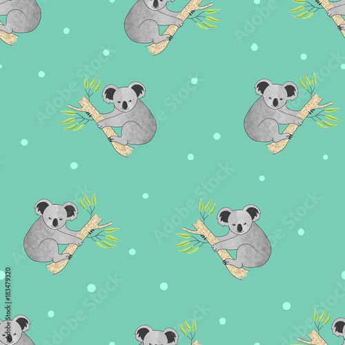 seamless-pattern-with-cute-koala-bears-vector-background