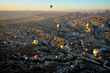 Turchia. Cappadocia. Volo in Mongolfiera. - 183479791
