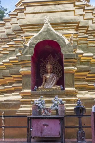 Papiers peints Buddha Buddha Statue, Chiang Mai, Thailand