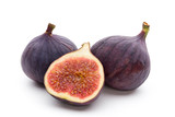Fruits figs isolated on white background. - 183533590