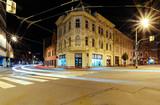 The street in Ostrava. Night foto. - 183535301