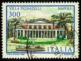 Villa Pignatelli in Naples, Italy - 183543900