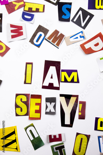 A sexy word with the letter i