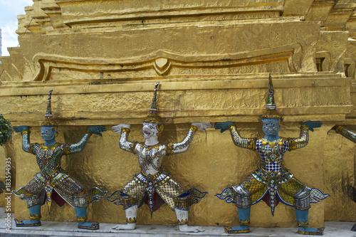 Papiers peints Bangkok Thailand