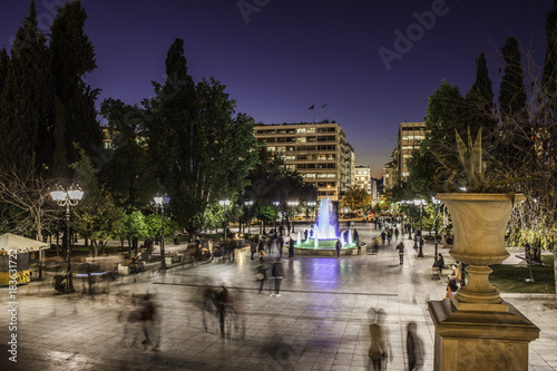 Papiers peints Athenes Syntagma Square