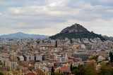 landscape of the city of Athens - 183641528