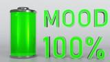Improving mood conceptual animation - 183645782