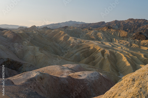 Foto op Canvas Grijze traf. Death Valley