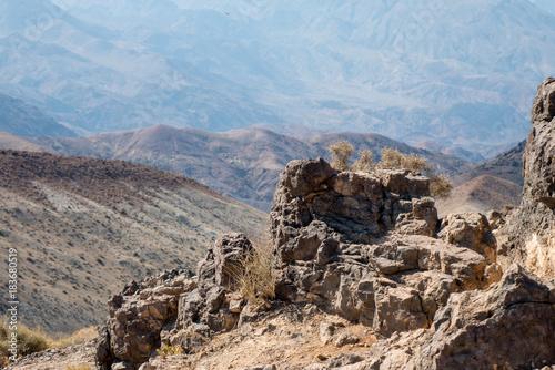 Papiers peints Marron chocolat Death Valley