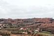 nature rural village landscape - 183681190