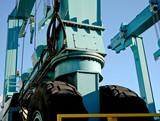 Gru per l'alaggio di imbarcazioni  - 183682797