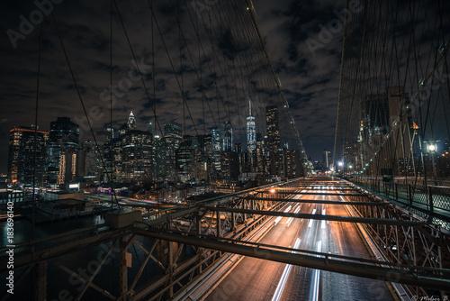 The sky scrapers of New york city